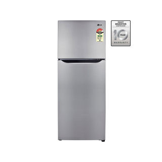 LG-GL-B282SLCL-255-Litres-Frost-Free-Double-Door-Refrigerator