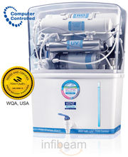 Kent Grand+ Mineral RO Water Purifier (White)
