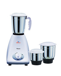 Bajaj Popular 450 watt Mixer Grinder,  white