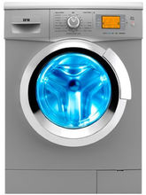IFB 7 kg Fully Automatic Front Load Washing Machine Elite Aqua SX, silver