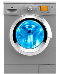 IFB 7 kg Fully Automatic Front Load Washing Machine Elite Aqua SX, standard-silver