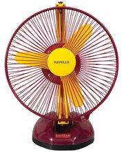 Havells Birdie 225Mm Personal Table Fan, Yellow