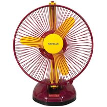 Havells Birdie Personal Table Fan 225Mm,  yellow