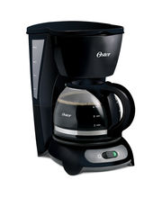 Oster 3301/049 4 cup Coffee Maker, multicolor