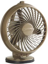 Luminous 230 mm Fan - Buddy, olive champagne