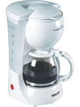 Inalsa Cafemax Coffee Maker (White)