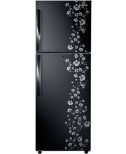 Samsung RT26FAJSABX/TL Double Door Refrigerator (Black) 5 Star