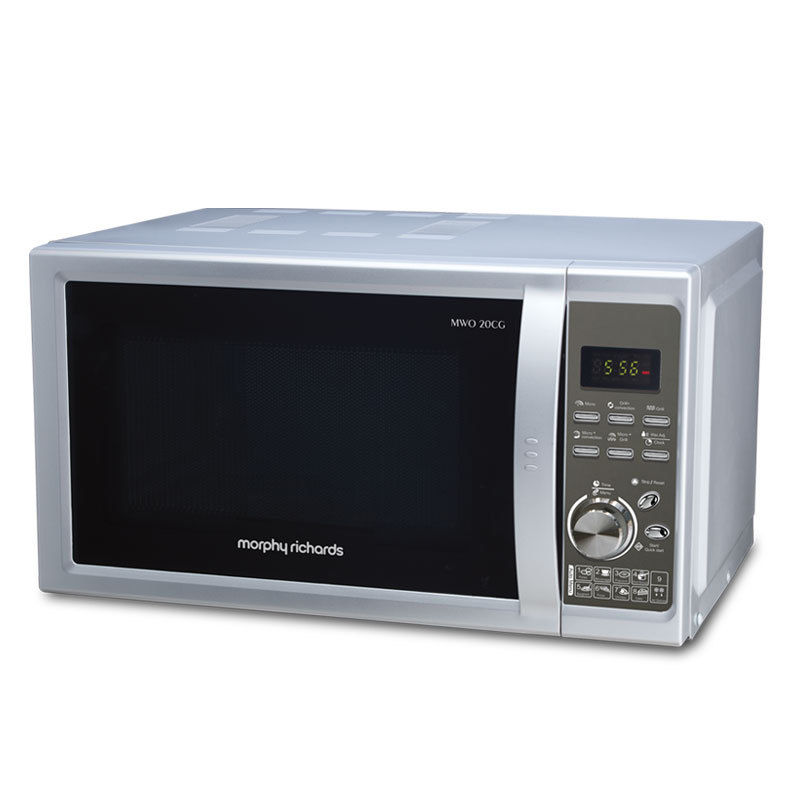 Morphy Richards Microwave: Morphy Richards 20CG (Convection Grill) Microwave Oven (200 ACM) Price : Buy Morphy Richards