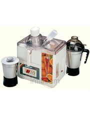 Jaipan Juicer Mixer Grinder. With 2 S. S. Jars