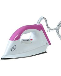 Orpat Dry Iron OEI 177, pink color
