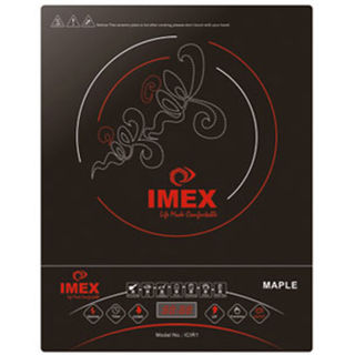 Imex Maple Infra Red 2000W Induction Cooktop