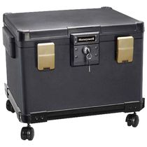 Ozone Honeywell Water / Fire Chest Oes-Fpc 31L Home & Office Safe,  black