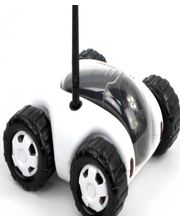 BaseThings  Wi-Fi Controlled Cloud Rover Spy Tank with moving , multicolor