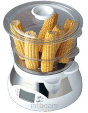 Kenwood Food Steamer 3 teir+ 1 rice/marinade bowl