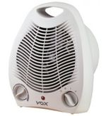 Vox FH03 Fan Cum Heater, white