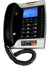 Beetel M70 Corded Landline Phone, black