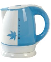Quba Electric Kettle 1111, multicolor