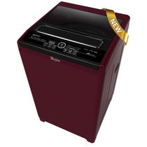 Whirlpool Whitemagic Royale 6512SD 6.5 Kg Top Loading Washing machine(31029), wine-chrome