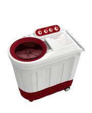 Whirlpool ACE 8.2 Kg Royale Semi Automatic Washing Machines, coral red