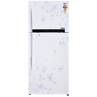 LG-GL-M472GDWL-420-Litres-Double-Door-Refrigerator-(Daffodil)
