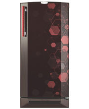 Godrej 5 Star Rd Edge Pro 190 Ct 5.1 Direct Cool Refrigerator, crystal wine