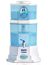 Kent Gold UF Gravity Water Purifier (White)