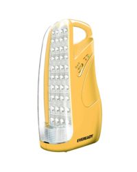 Eveready digi LED 180 Degree Rechargeable Emergency Light,  yellow