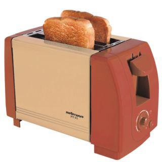 Mellerware PT01 2 Slice Pop Up Toaster