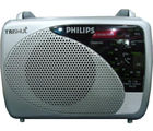 Philips RL118 FM Radio (Multicolor)