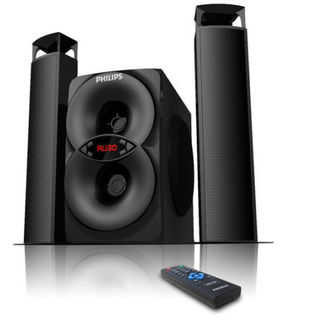 Philips MMS4200 2.1 Multimedia Speaker System