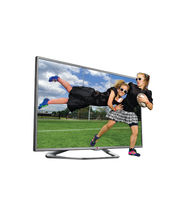 LG Full HD Cinema 3D LED TV 50LA6130, black,...