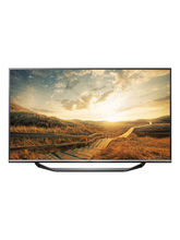 LG 55UF950T 3D 4K Super Ultra HD Smart LED TV, black