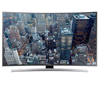 Samsung 40JU6670 4K Ultra HD Smart LED TV, silver, 40