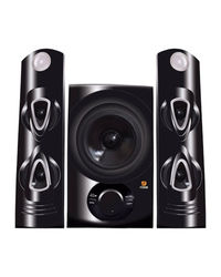 Flow CS73 Beat Bluetooth Hi-Fi System,  black