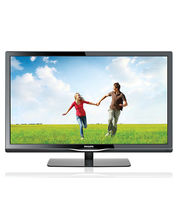 Philips 50PFL4758 LED TV, Black, 50