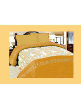 Tiffany Cotton Jaquard Double Bed Quilt, Multicolor