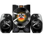 Intex Glo IT-2575 SUF Multimedia 2.1 Channel Speaker, black