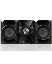 Sony MHC-ECL7D Home Theatre, Black