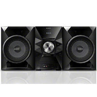 Sony Home Theatre MHC-ECL7D,  black