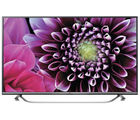 LG 43UF770T Ultra HD Smart LED TV, black, 43