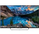 Sony BRAVIA KDL-50W800C 3D Full HD Smart LED TV, black, 50
