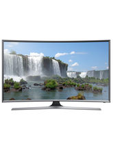 Samsung 55J6300 Full HD Smart Curved LED TV, Silve...