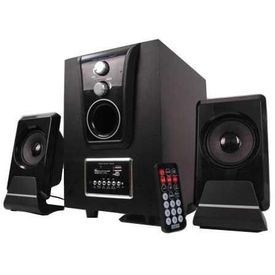 Intex IT 2425W Beats USB/MMC/FM/Remote Speaker