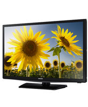 Samsung 24H4100 LED TV, Black, 24