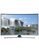 Samsung 32J6300 Full HD Smart Curved LED TV, Silve...