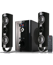 Mitashi 2.1 Speaker System with Bluetooth (HT 97BT), multicolor