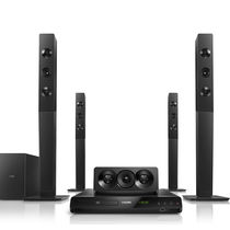 Philips HTD5580 5.1 Ch Home Theatre,  black