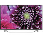 LG 79UF770T Ultra HD Smart LED TV with Web OS, black, 79 inch