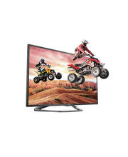 LG Full HD Cinema 3D LED TV 42LA6200, black,...