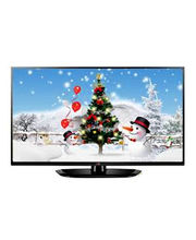LG 32LB5650 LED TV, Black, 32
